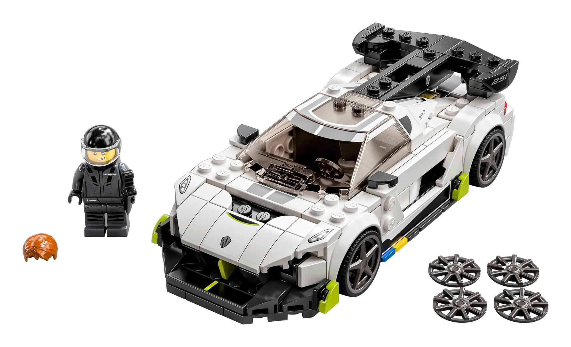 LEGO Speed Champions 76900 Koenigsegg Jesko 1