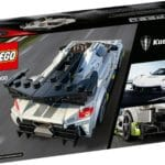 LEGO Speed Champions 76900 Koenigsegg Jesko 7