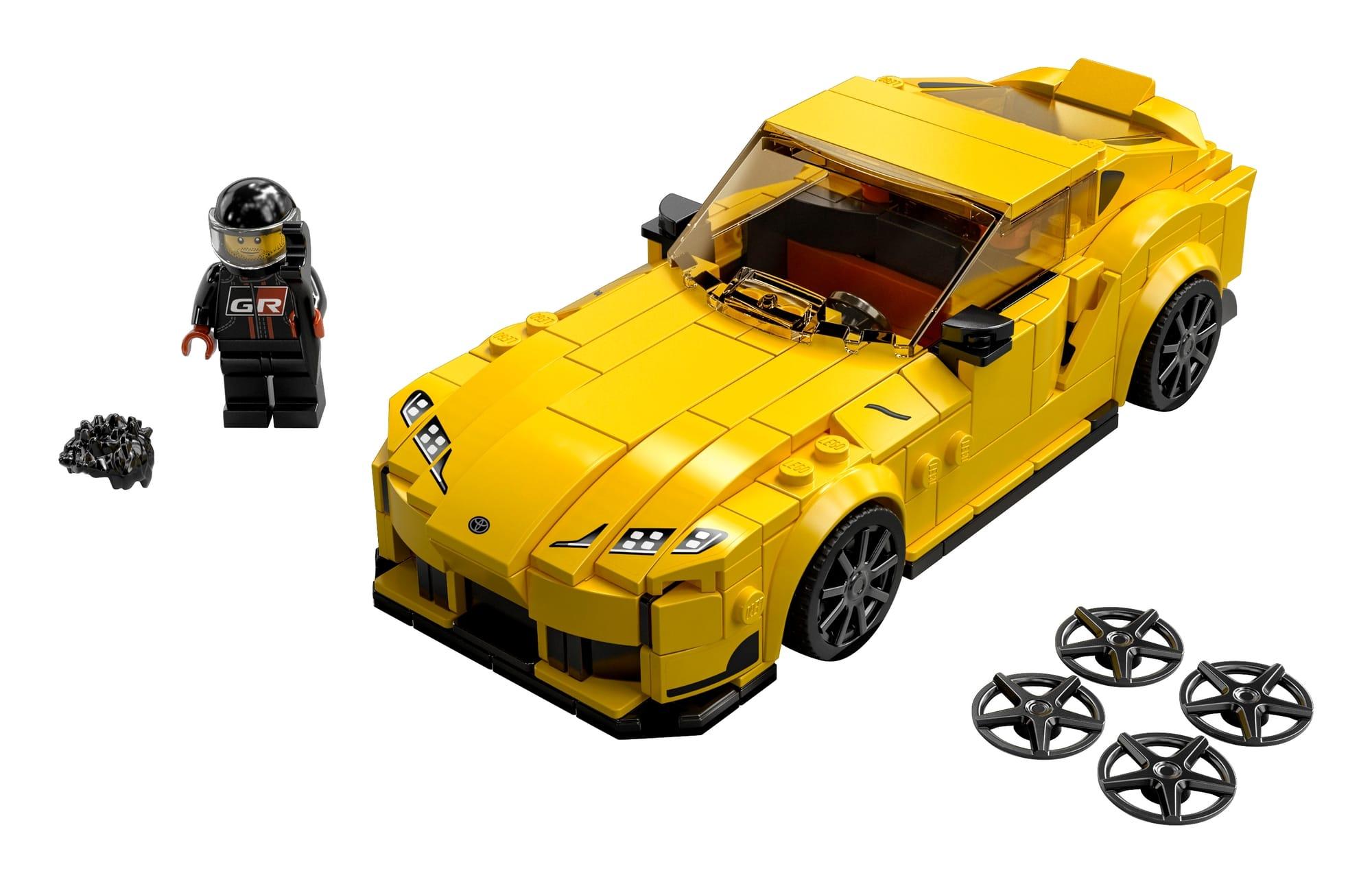 LEGO Speed Champions 76901 Toyota Gr Supra 1