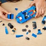 LEGO Speed Champions 76902 Mclaren Elva 8