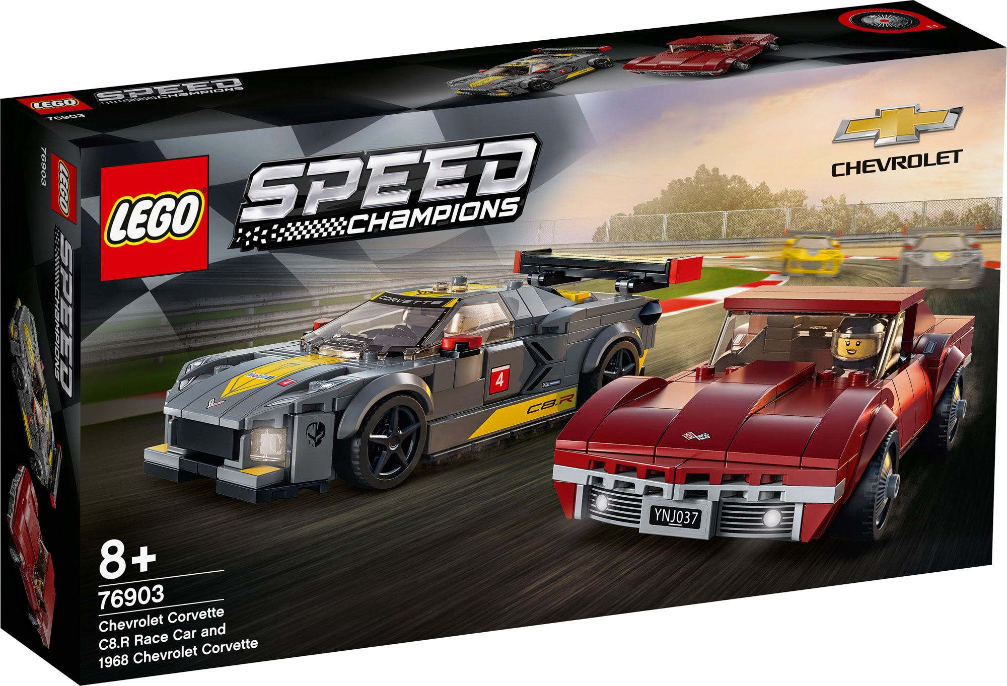 LEGO Speed Champions 76903 Chevrolet 1