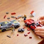 LEGO Speed Champions 76903 Chevrolet Corvette C8.r & 1968 Chevrolet Corvette 9
