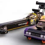 LEGO Speed Champions 76904 Mopar Dodge Srt Dragster & 1970 Dodge Challenger 3