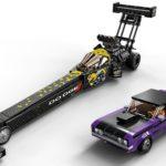 LEGO Speed Champions 76904 Mopar Dodge Srt Dragster & 1970 Dodge Challenger 4