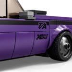 LEGO Speed Champions 76904 Mopar Dodge Srt Dragster & 1970 Dodge Challenger 7