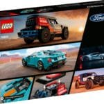 LEGO Speed Champions 76905 Ford Gt Heritage Edition Und Bronco R 9