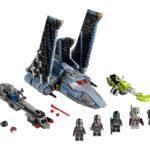 LEGO Star Wars 75314 Angriffsshuttle Aus The Bad Batch 1