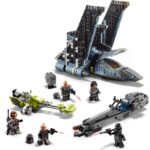 LEGO Star Wars 75314 Angriffsshuttle Aus The Bad Batch 4