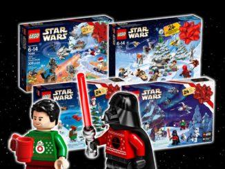 LEGO Star Wars Adventskalender Titelbild 02