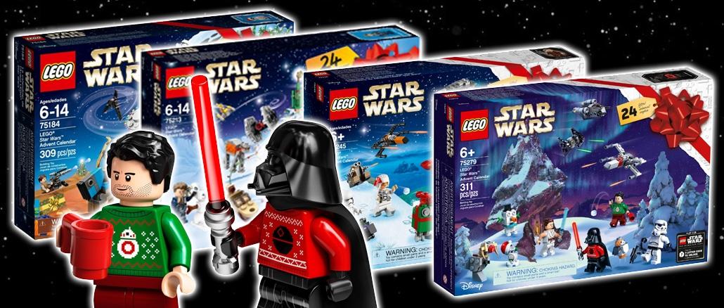 LEGO Star Wars Adventskalender Titelbild