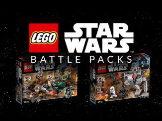 LEGO Star Wars Battle Packs Titelbild02