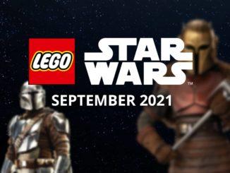 LEGO Star Wars September Neuheiten Mandalorianer Titelbild