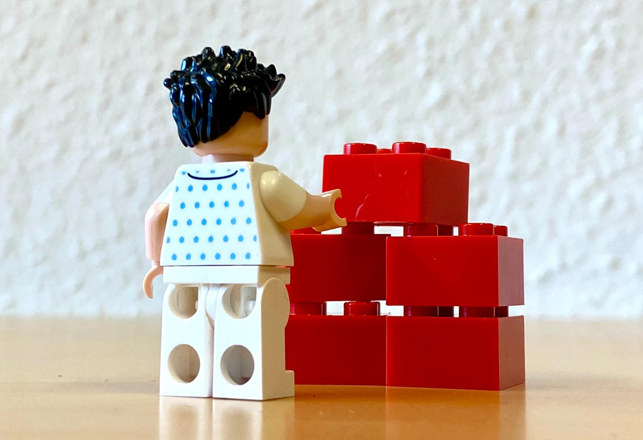 LEGO Stranger Things Teaser Analyse