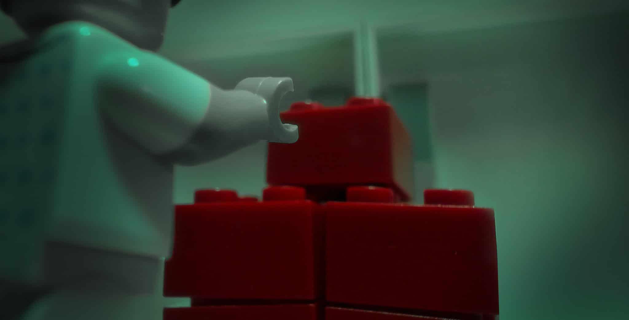 LEGO Stranger Things Teaser Slider 2