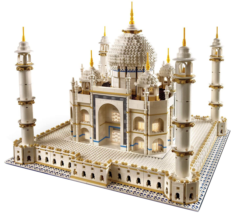 LEGO Taj Mahal Slider: Creator Expert Modell