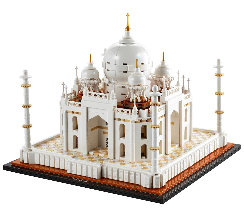 LEGO Taj Mahal Slider: Architecture Modell