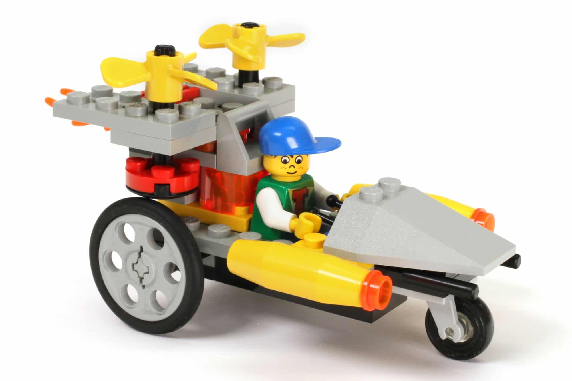 LEGO Time Cruisers 6491 Time Cruiser Scooty 3