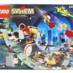 LEGO Time Cruisers 6492 Time Cruiser Navigator 2