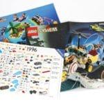 LEGO Time Cruisers 6492 Time Cruiser Navigator 6