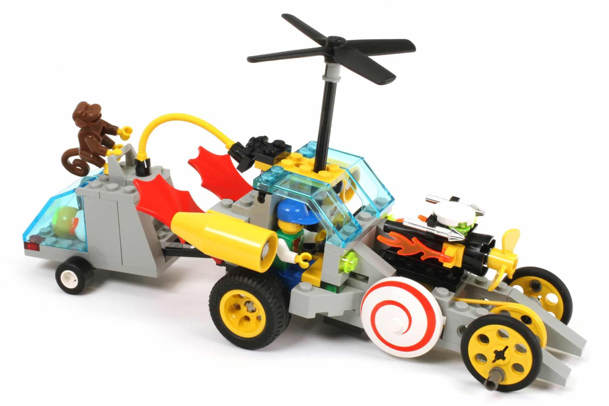 LEGO Time Cruisers 6492 Time Cruiser Navigator 7