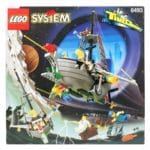 LEGO Time Cruisers 6493 Time Cruiser Flybo 2