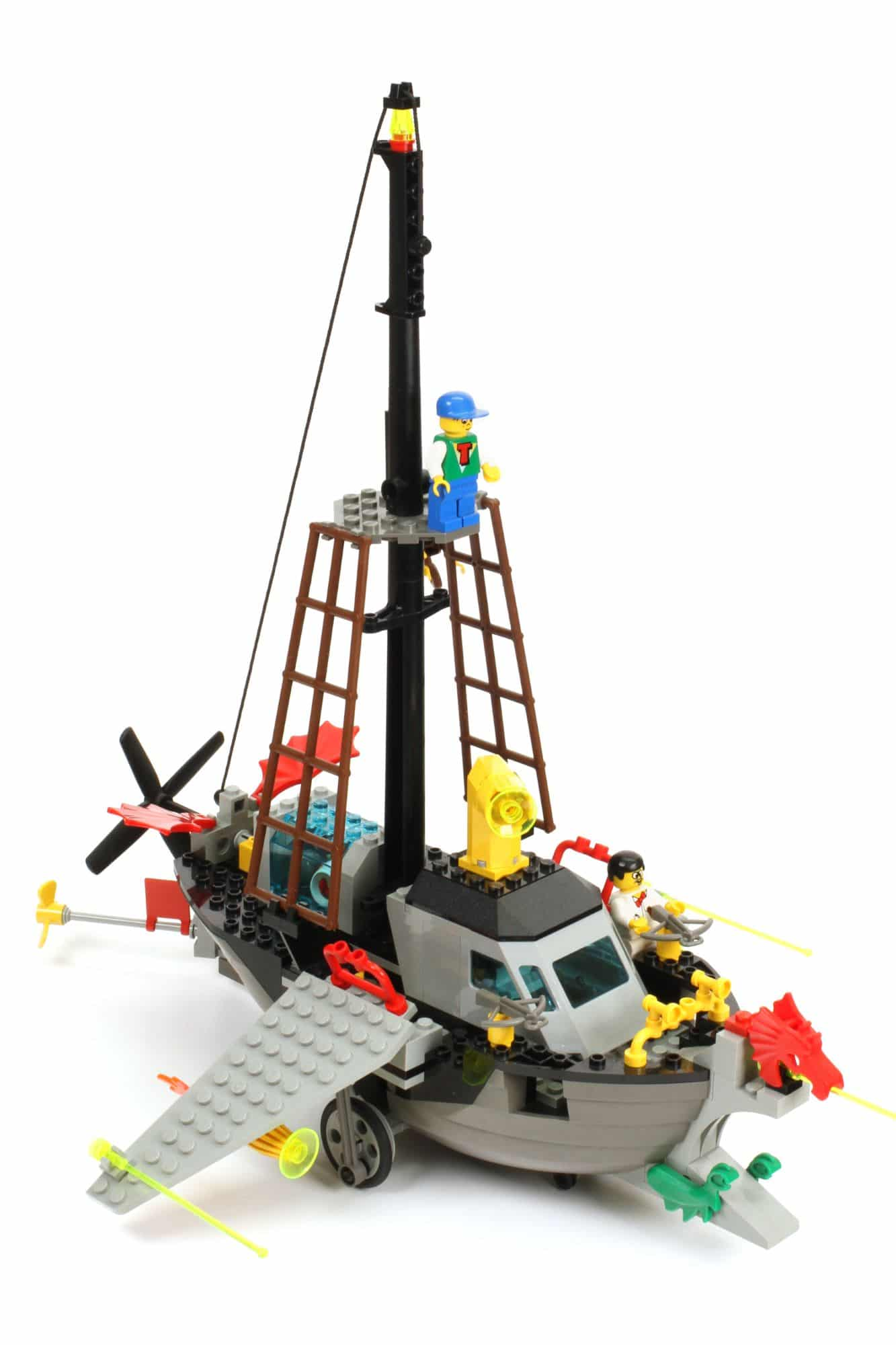 LEGO Time Cruisers 6493 Time Cruiser Flybo 4