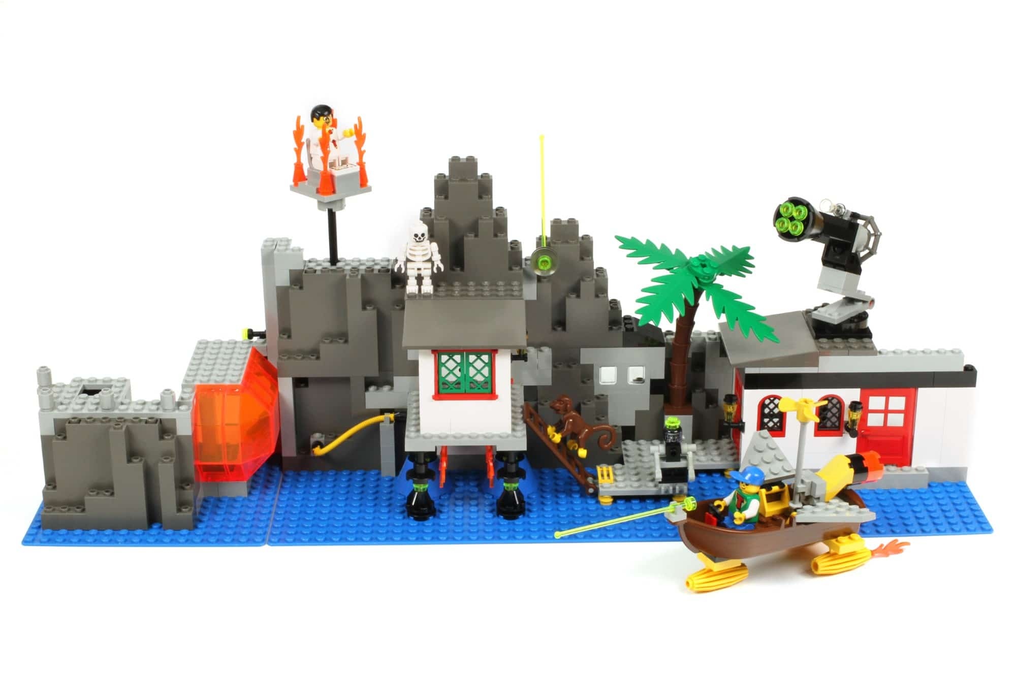 LEGO Time Cruisers 6494 Time Cruiser Labo 10