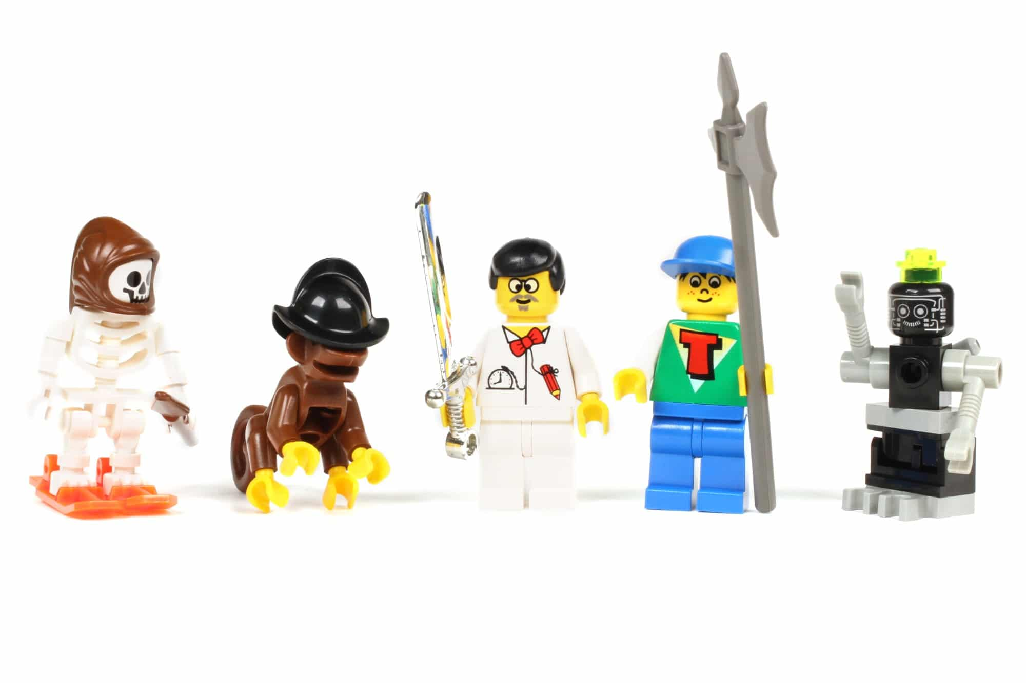 LEGO Time Cruisers 6494 Time Cruiser Labo 17