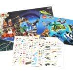 LEGO Time Cruisers 6494 Time Cruiser Labo 9