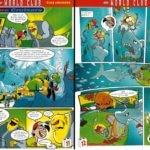 LEGO Time Cruisers Comic 1 World Club Magazin 1999