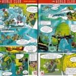 LEGO Time Cruisers Comic 2 World Club Magazin 1999