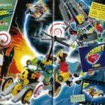 LEGO Time Cruisers Katalog De 1996