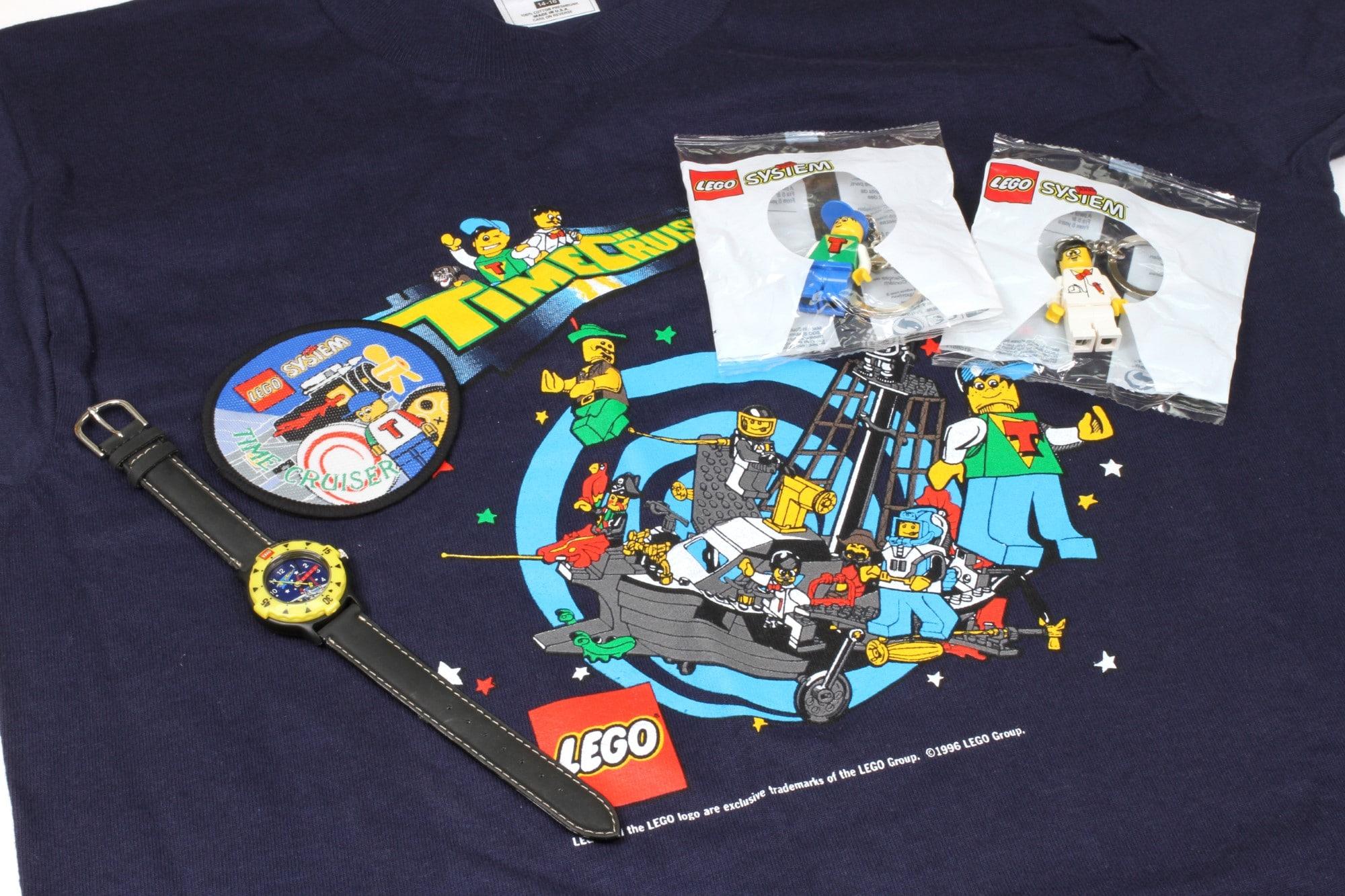 LEGO Time Cruisers Merchandise 2