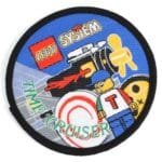 LEGO Time Cruisers Merchandise Patch