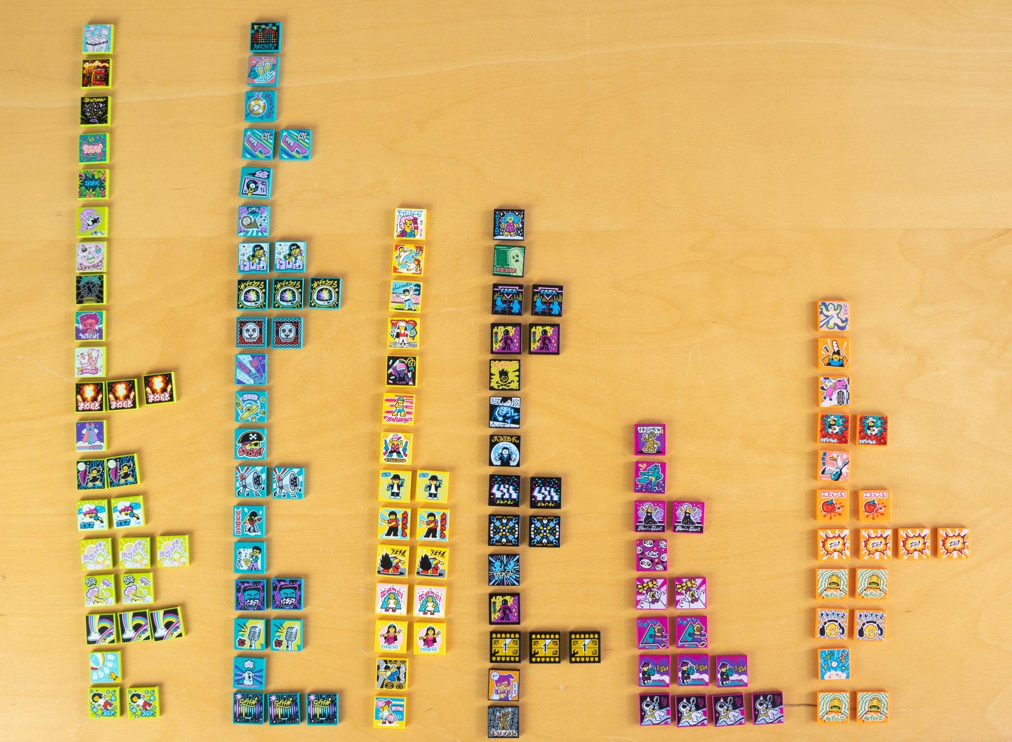 LEGO Vidiyo Beatbits Minifiguren 19