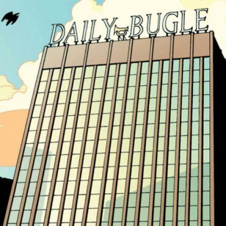 Marvel Daily Bugle