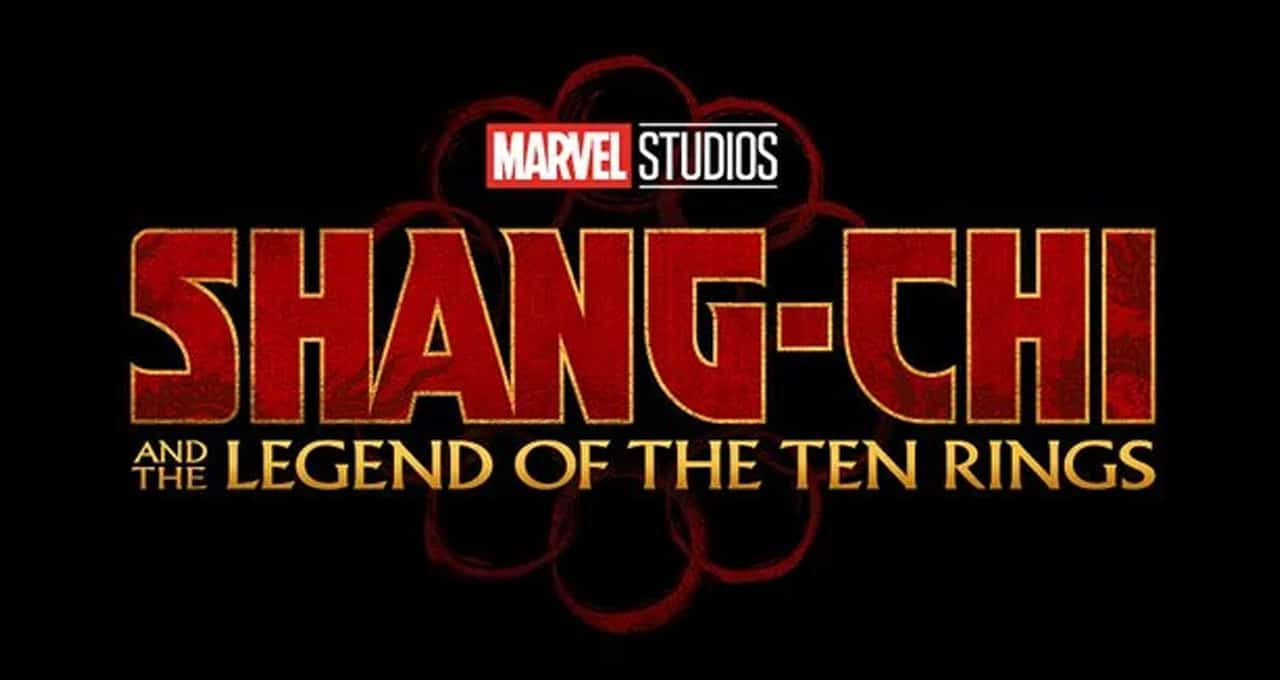 Marvel Shang Chi And The Legend Of The Ten Rings Banner