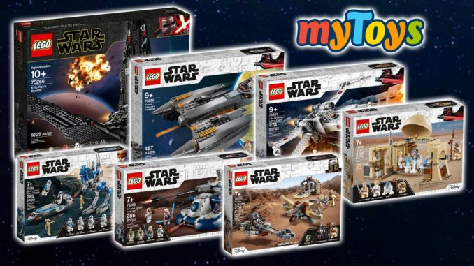 Mytoys LEGO Star Wars May The 4th