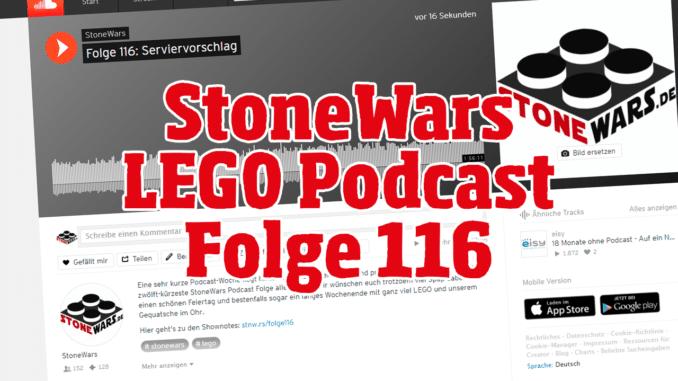 Stonewars Podcast Folge 116