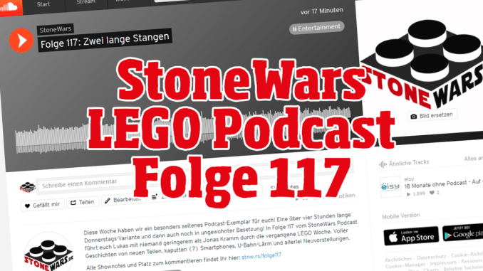 Stonewars Podcast Folge 117