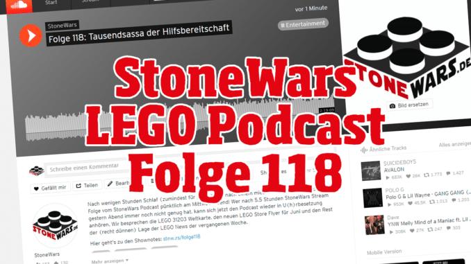 Stonewars Podcast Folge 118