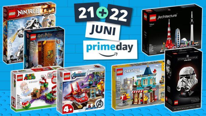 Amazon Prime Day LEGO Angebote Tag 2
