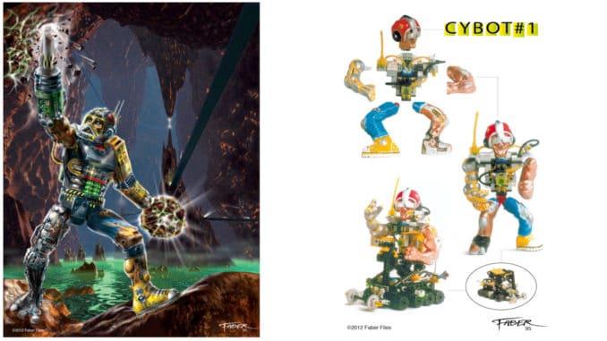 Cybots The Underground Mine