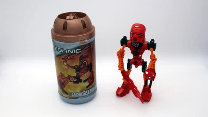 Bionicle Toa Tahu + Box