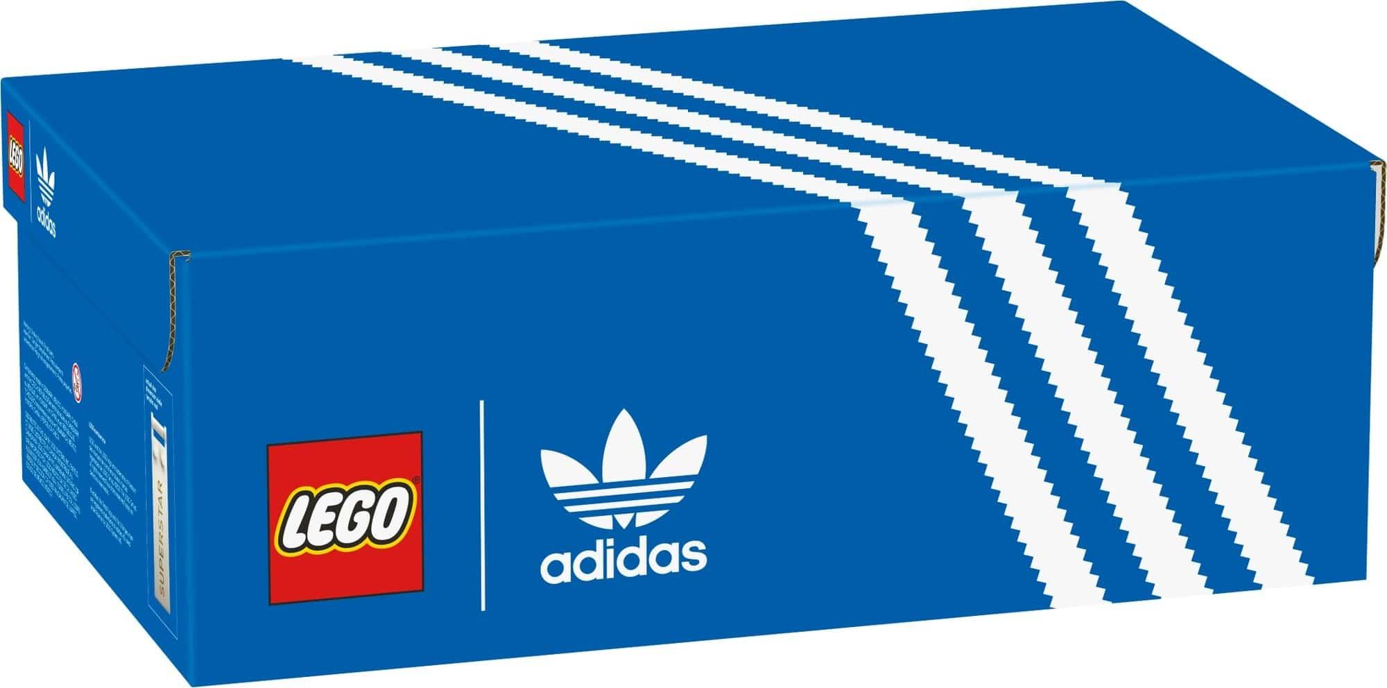 LEGO 10282 Adidas Originals Superstar 9