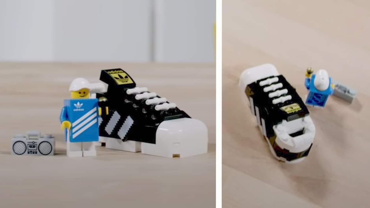 LEGO 10282 Adidas Originals Superstar Gwp Erste Bilder