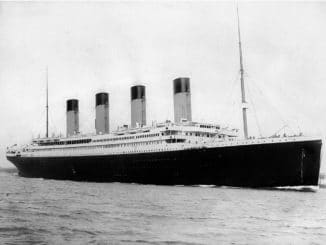LEGO 10294 Titanic Geruechte