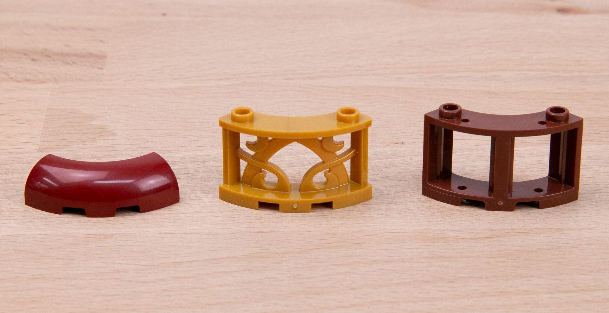 LEGO 3x3 Viertelrund 2
