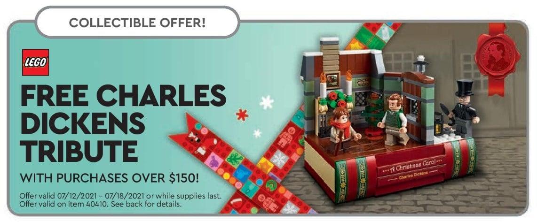 LEGO 40401 Store Flyer Juli 2021
