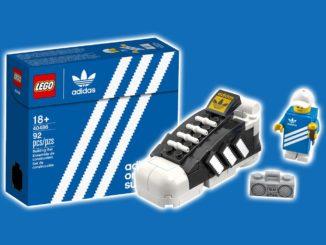 LEGO 40486 Adidas Original Superstar Gwp